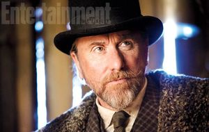 Tim Roth as Oswaldo Mobray in The Hateful Eight