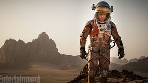 Astronaut Matt Damon