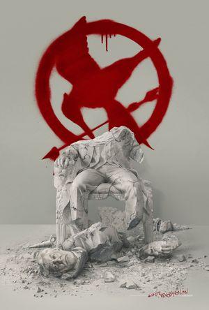 New Teaser Poster for 'The Hunger Games: Mockingjay (Part 2)'