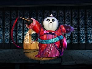 Mei Mei Voiced by Rebel Wilson