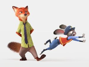 First Look at Disney's 'Zootopia' Set for March 2016 Release