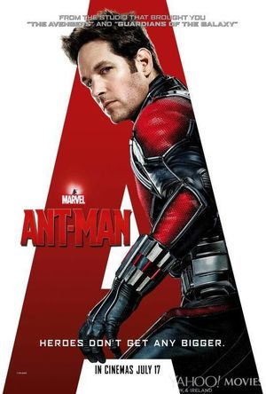 Heroes Don't Get Any Bigger in New 'Ant-Man' International P