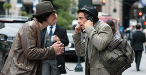 Adam Driver and Ben Stiller an unlikely duo in 'While We're