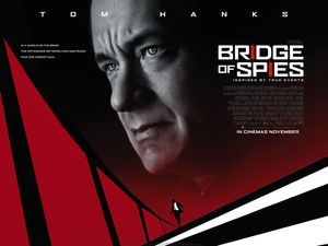 Saul Bass Inspired New Poster for Tom Hanks and Steven Spiel