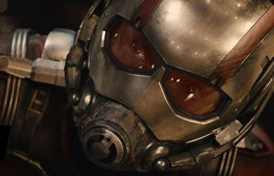 Ant-Man Close-Up