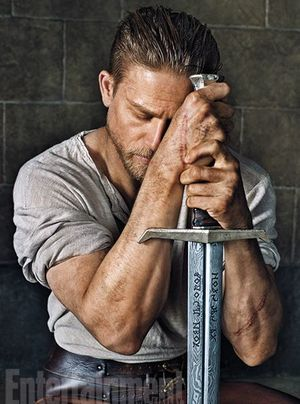 Charlie Hunnam 'Knights of the Round Table: King Arthur'
