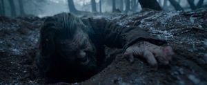 DiCaprio Crawling