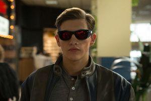 Tye Sheridan as Cyclops