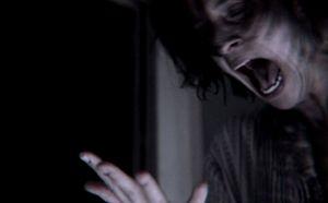 Outcast Horror Scream