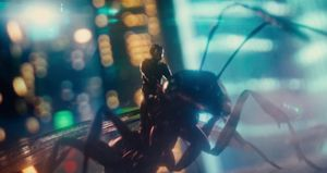 Ant-Man Travels on Insect