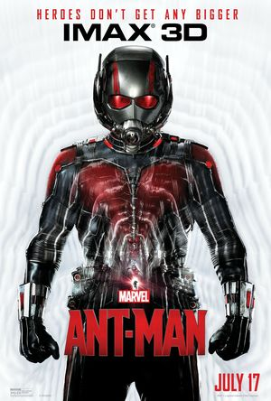 Heroes Don't Get Much Bigger in New IMAX Poster for 'Ant-Man