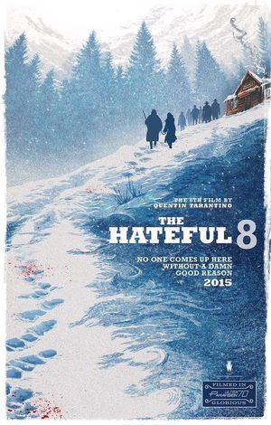Brand New Poster for Quentin Tarantino's 'The Hateful Eight'
