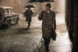 Tom Hanks spooked in Bridge of Spies