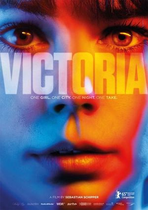 Victoria Film Poster
