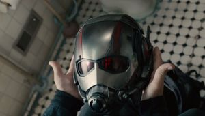 Ant-Man's Mask