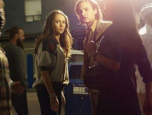 Frank, Alycia, Fear the Walking Dead