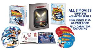 Back to the Future 30th Anniversary Limited Edition Blu-ray