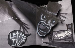 The Babadook illustration