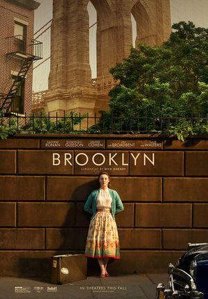 Brooklyn Poster - Saoirse Ronan