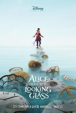 Time For a Little Madness in New Poster for Disney's 'Alice