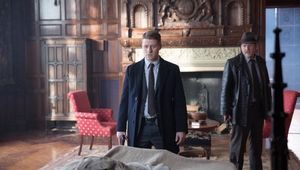 Detectives Jim Gordon & Harvey Bullock