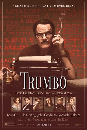 Are You Now or Have You Ever Been... - Jay Roach's 'Trumbo'