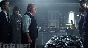 First look at Michael Chiklis as Captain Barnes in Season 2