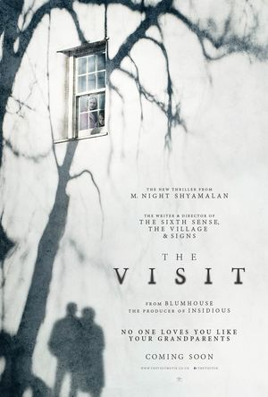 M. Night Shyamalan The Visit Poster