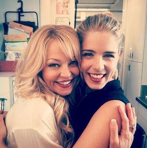 Mama Smoak & Felicity Smoak