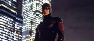 Daredevil in the city