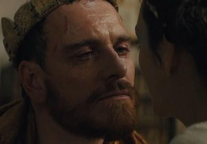 Fassbender Close-up