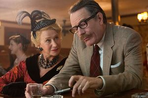 Helen Mirren and BryanCranston, Trumbo