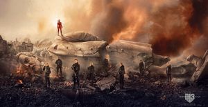 New Banner for 'The Hunger Games: Mockingjay Part 2' Shows O