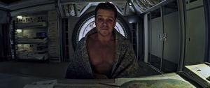 Matt Damon is still alive in 'The Martian'