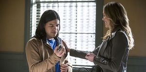 Cisco Ramon & Laurel Lance/Black Canary