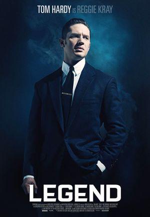 Tom Hardy - Reggie Kray, Legend Poster