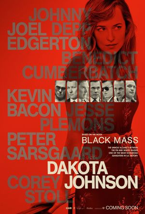 Dakota Johnson, Black Mass Poster