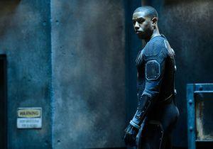 Michael B. Jordan in 'Fantastic Four'