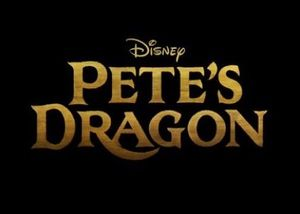 Pete's Dragon comes out  August 12th, 2016