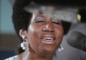 Aretha in