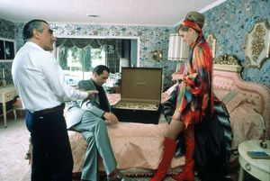 Scorsese, De Niro and Stone in the Bedroom