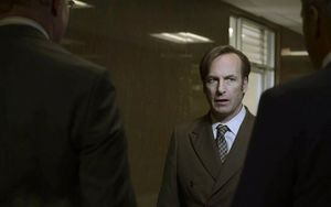 Bob Odenkirk as Jimmy McGill in 'Better Call Saul' Season Tw