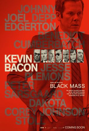 Kevin Bacon, Black Mass Poster