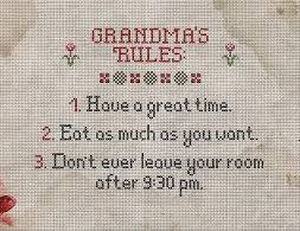 The Rules of The Visit