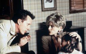 Sharon Stone and James Woods Plan Getaway
