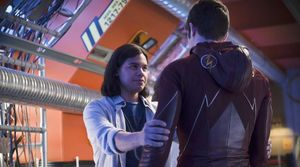 Cisco Ramon & Barry Allen/The Flash