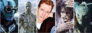The Many Faces Of Doug Jones