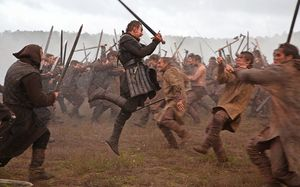 Fassbender, Macbeth Action Shot