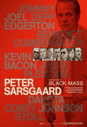 Peter Sarsgaard, Black Mass Poster