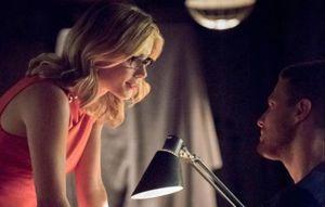 First look at Arrow Season 4!